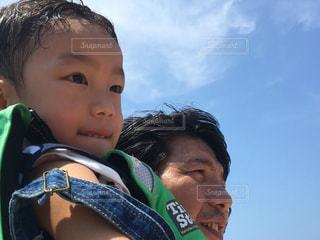 親子の写真・画像素材[700935]