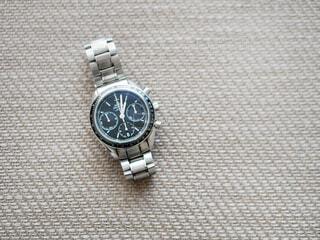 記念日に買った腕時計の写真・画像素材[3783309]