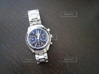 愛用している腕時計の写真・画像素材[3783312]