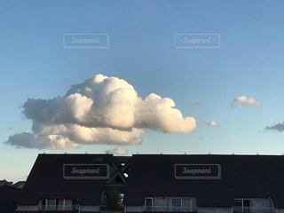 空の雲の写真・画像素材[885145]