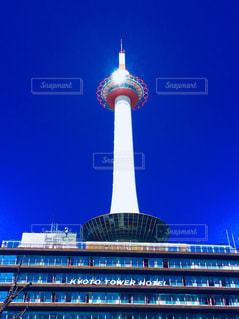 市の塔の写真・画像素材[1038515]