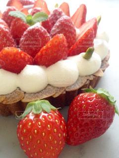 食べ物,スイーツ,赤,いちご,苺,デザート,フルーツ,洋菓子,タルト,果実,ベリー,とちおとめ,イチゴ,栃乙女