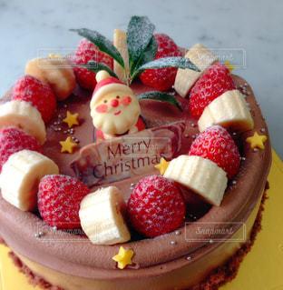 クリスマスケーキの写真・画像素材[954827]
