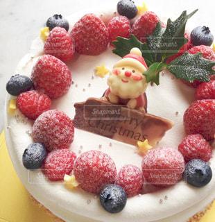クリスマスケーキの写真・画像素材[954888]