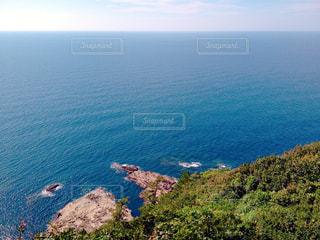 自然,海,青,水平線,ブルー,石川県,休日,ドライブ,能登,珠洲,さいはて
