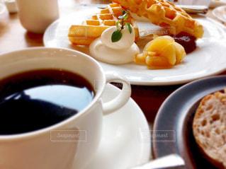 カフェ,コーヒー,パン,ワッフル,八ヶ岳