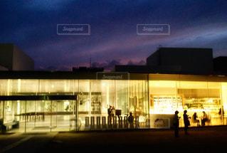 金沢21世紀美術館の写真・画像素材[1018806]