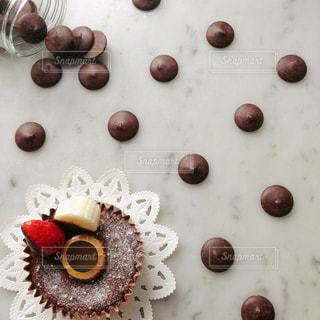 チョコレートとケーキ - No.1076875