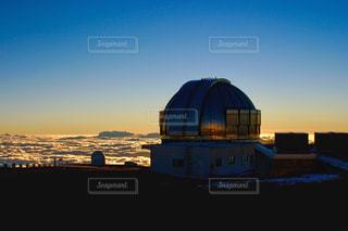 マウナケア山頂の写真・画像素材[1095221]