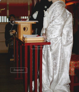 神前式の写真・画像素材[1232005]