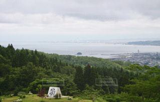 富山湾の写真・画像素材[1240885]