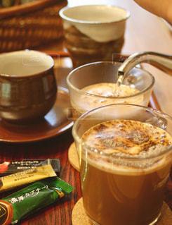 ネスカフェ スティックコーヒーの写真・画像素材[1308637]