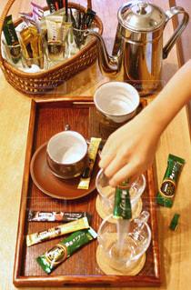 ネスカフェ スティックコーヒーの写真・画像素材[1308641]