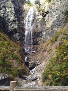 ふくべの大滝の写真・画像素材[1448459]
