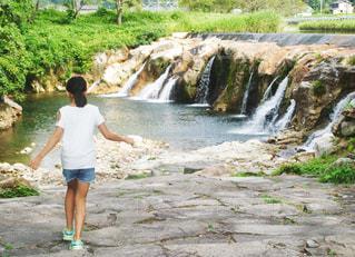 十二ヶ滝の写真・画像素材[1449977]
