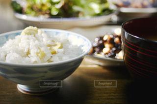 栗ご飯の写真・画像素材[1502915]