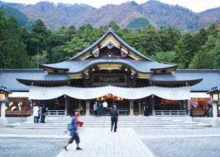 弥彦神社の写真・画像素材[1627057]