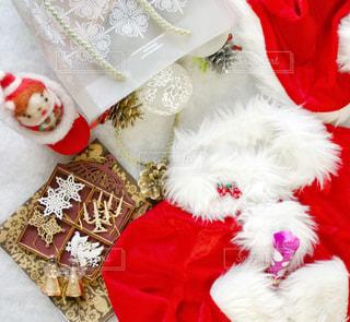 クリスマスの準備の写真・画像素材[1671681]