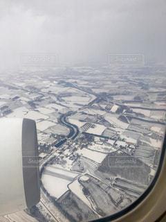 雪景色の写真・画像素材[1691529]