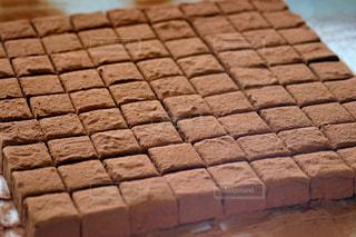 生チョコレートの写真・画像素材[1797766]