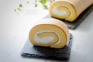 ロールケーキの写真・画像素材[2054509]