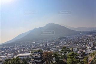 山のビュー - No.867266