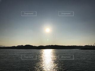 水の大きな体の写真・画像素材[754221]