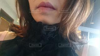 selfie を取る女性 - No.853398