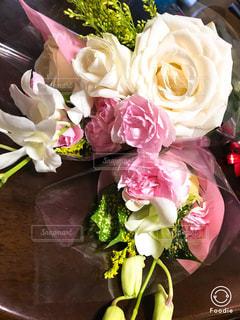 花の花束の写真・画像素材[871228]