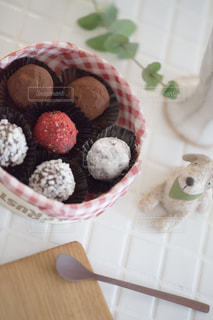 スイーツ,洋菓子,チョコレート,バレンタイン,チョコ,手作り,バレンタインデー,トリュフ,ラッピング,友チョコ,義理チョコ,本命チョコ