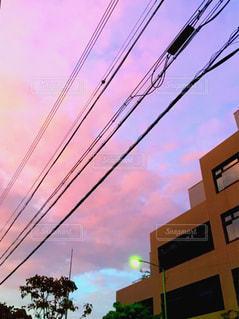 ポールのトラフィック ライトの写真・画像素材[786698]