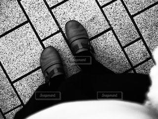近くの人のアップの写真・画像素材[817712]