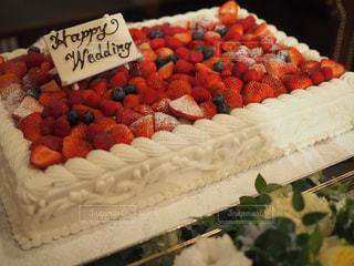 ケーキ,結婚式,いちご,フルーツ,ベリー