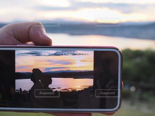 湖の写真・画像素材[1423147]