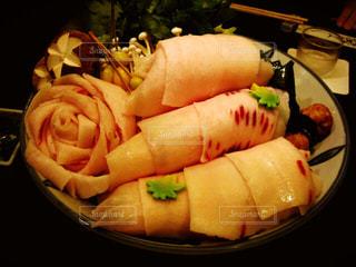 冬,鍋,料理,美味しい,しゃぶしゃぶ,まぐろしゃぶしゃぶ