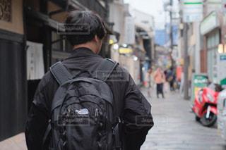 男,旅行,旅,レジャー,お散歩