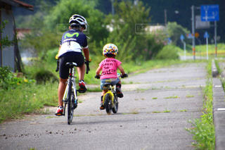 はやく一緒に長距離サイクリングがしたいの写真・画像素材[816271]
