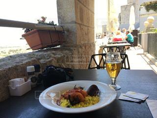 食べ物,ランチ,ビール,lunch,Nikon,リゾット,マルタ