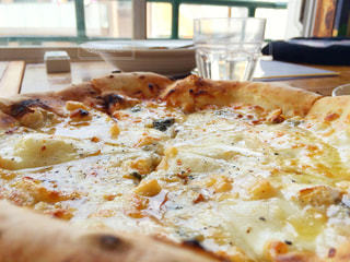 食べ物,カメラ,ランチ,iphone,イタリアン,lunch,ピザ