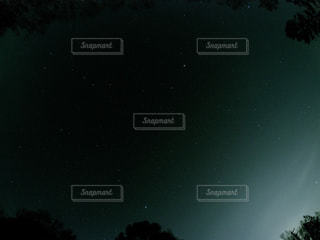 暗い空の男の写真・画像素材[773587]