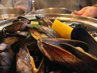 食べ物,ランチ,イギリス,ロンドン,ご飯,美味しい,ムール貝,Belgo Centraal
