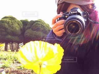 カメラを持っている人 - No.888279