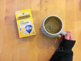 一杯のコーヒーの写真・画像素材[933395]