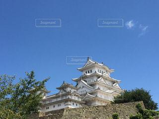 姫路城の美しさの写真・画像素材[1038412]
