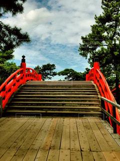 日本の橋の写真・画像素材[2152954]