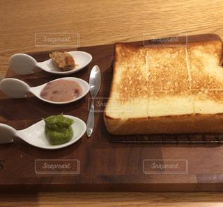 ジャムの食べくらべの写真・画像素材[2259067]