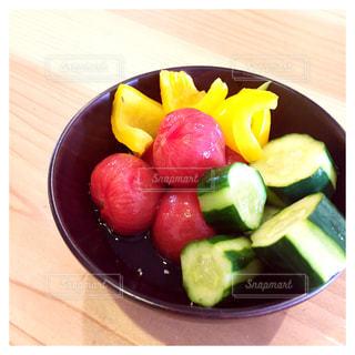 野菜ピクルスの写真・画像素材[791776]