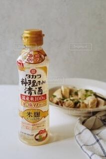食べ物,ボトル,レシピ,酒蒸し,清酒,タカラ,鶏のレンジ酒蒸し