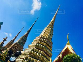 タイ バンコク ワットポーの写真・画像素材[1096818]