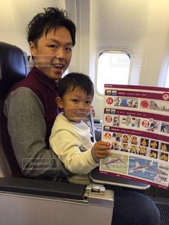 子ども,イケメン,飛行機,旅行,男の子,初めての飛行機